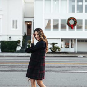 Plaid For The Holidays!